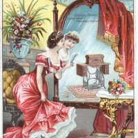 Trade Cards Gallery