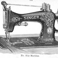 Singer Product Range 1905 Gallery
