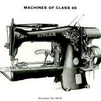 Singer Range Models Gallery